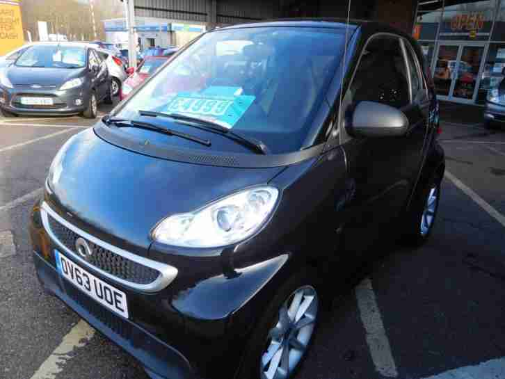 2013 FORTWO COUPE PASSION MHD, FREE