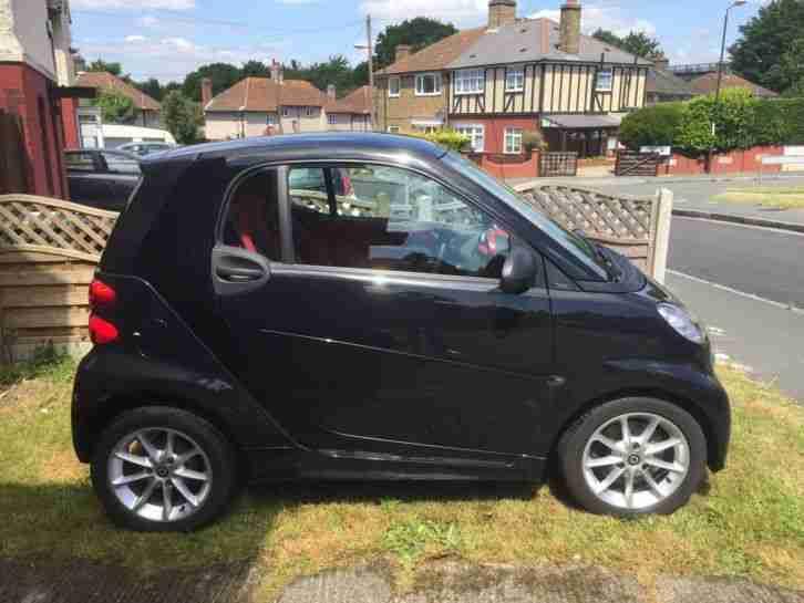 smart 2013 fortwo passion mhd auto black car for sale. Black Bedroom Furniture Sets. Home Design Ideas