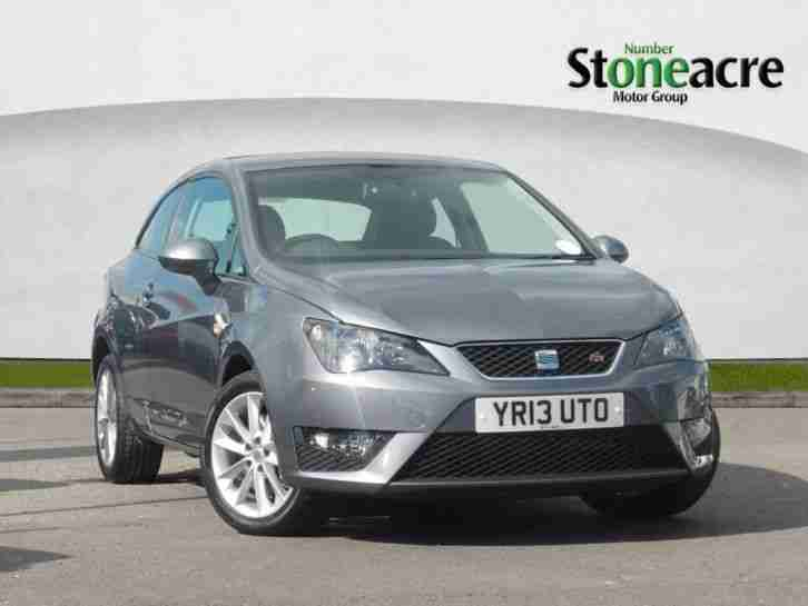 seat 2013 ibiza 1 6 tdi fr sportcoupe 3dr car for sale. Black Bedroom Furniture Sets. Home Design Ideas
