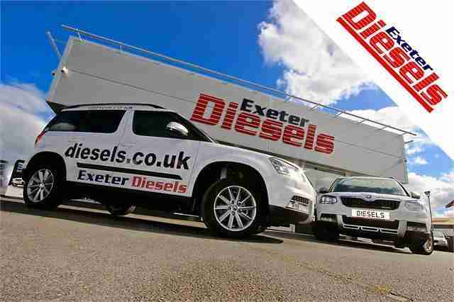 2013 Skoda Yeti 1.6 TDI S Greenline 2 - Due In