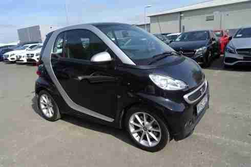 2013 Smart Fortwo 0.8 CDI Passion Softouch 2dr