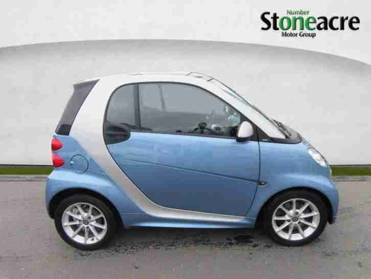 Automatic ForTwo