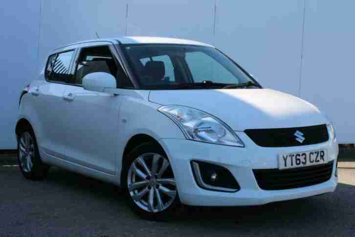 2013 Suzuki Swift 1.2 SZ3 5dr Hatchback 5 door Hatchback