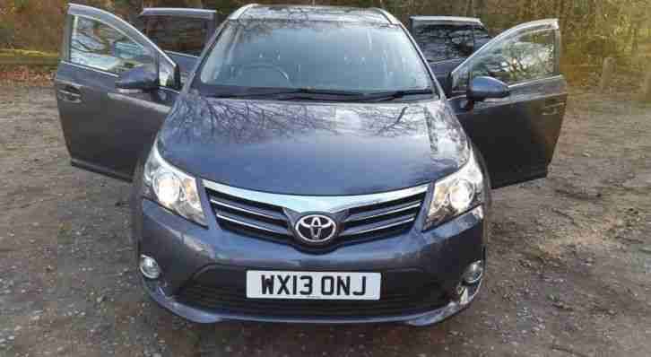 2013 Toyota Avensis 2.2 D CAT Icon+ 5dr