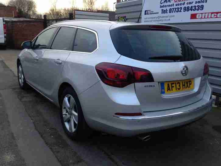 2013 VAUXHALL Astra Sri Cdti S/S 2.0 DIESEL with 12 Months FREE WARRANTY
