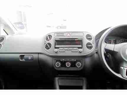 2013 VOLKSWAGEN GOLF PLUS MANUAL 5-DOOR HATCHBACK