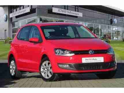 2013 VOLKSWAGEN POLO MANUAL 5-DOOR HATCHBACK