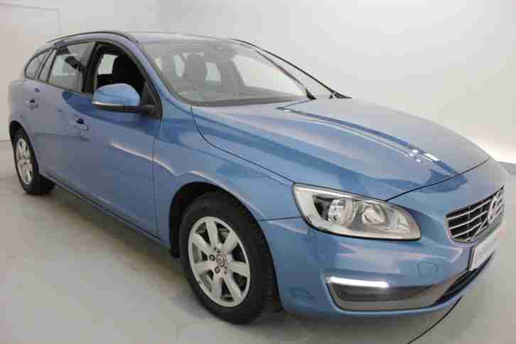2013 VOLVO V60 D2 [115] Business Edition 5dr
