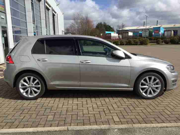 2013 vw golf gt tsi 150bhp bluemotion dsg auto big spec. Black Bedroom Furniture Sets. Home Design Ideas