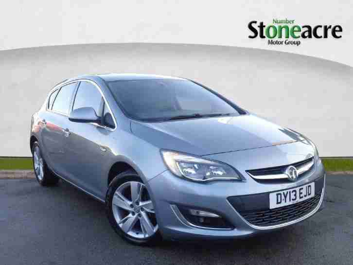 Vauxhall Astra. Opel car from United Kingdom