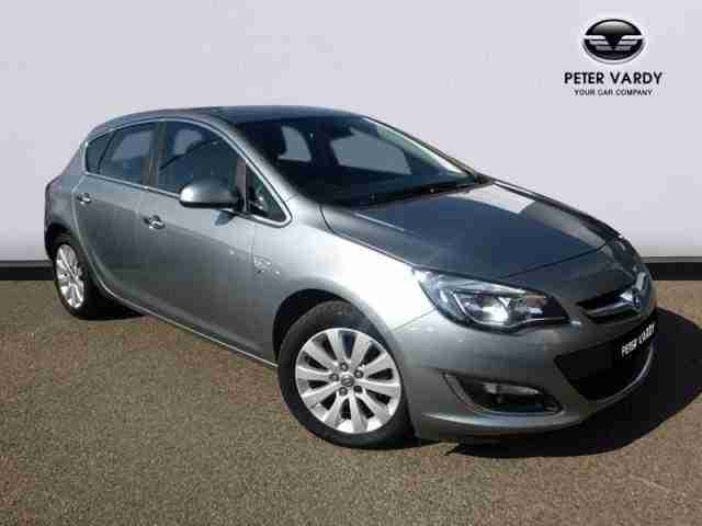 2013 vauxhall astra elite petrol blue manual car for sale. Black Bedroom Furniture Sets. Home Design Ideas