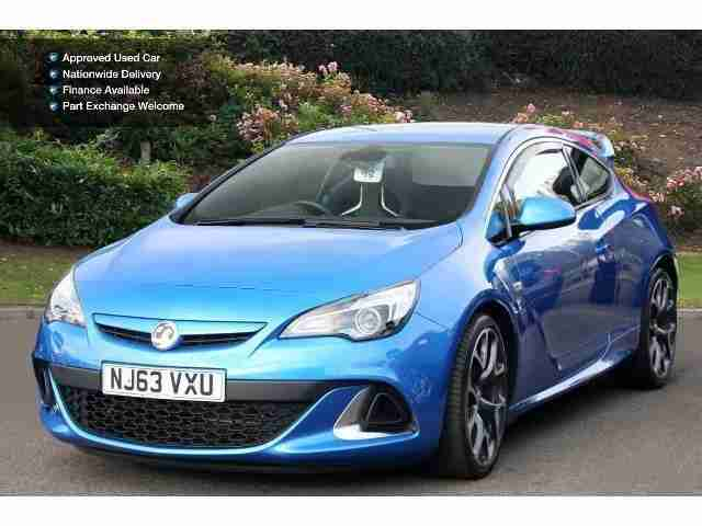 2013 Vauxhall Astra GTC 2.0T 16V Vxr 3Dr Petrol Coupe