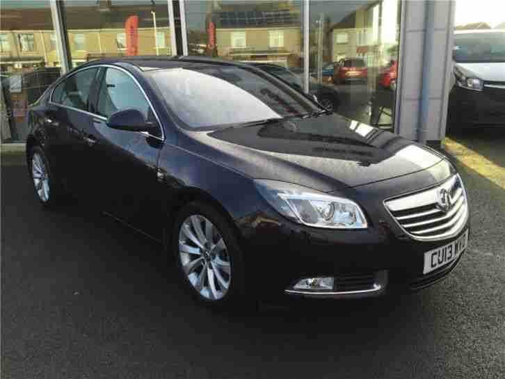 2013 vauxhall insignia elite cdti diesel blue automatic car for sale. Black Bedroom Furniture Sets. Home Design Ideas