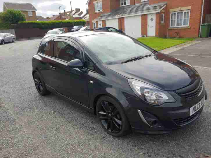2013 Vauxhall Opel Corsa 1.2i 16v ( 85ps ) Limited Edition ( a c )