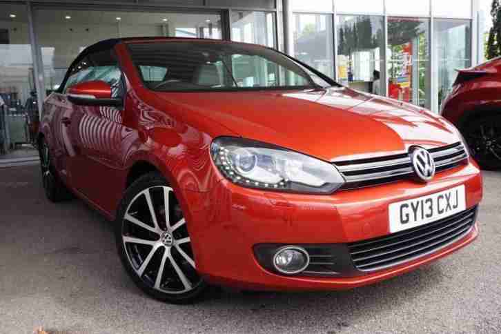 2013 Volkswagen Golf 1.4 TSI GT 2dr Manual
