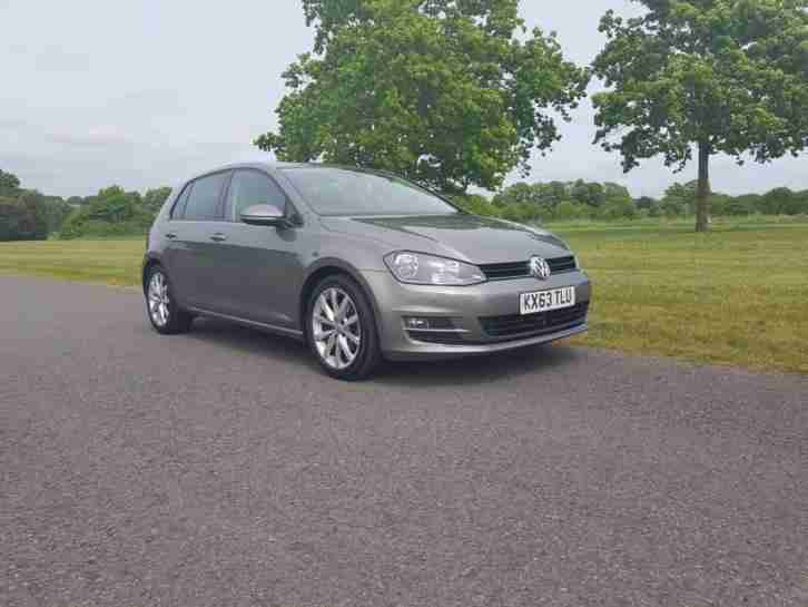 2013 Golf 2.0 TDI GT Hatchback 5dr