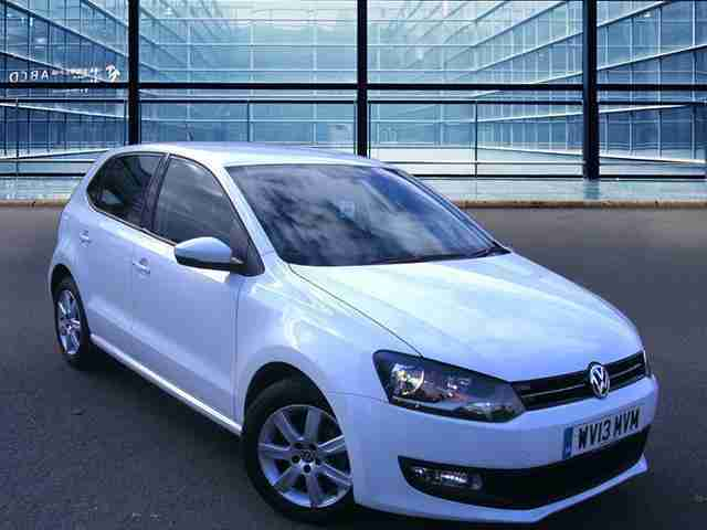 Volkswagen Polo. Volkswagen car from United Kingdom