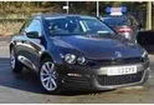 2013 Volkswagen Scirocco 2.0 TDi BlueMotion Tech 3 door [Nav] Diesel Coupe