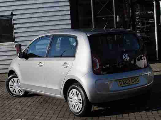 2013 Volkswagen up! 1.0 Move Up 3 door ASG Petrol Hatchback