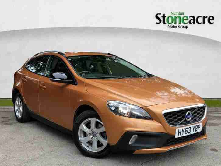 2013 Volvo V40 Cross Country 1.6 TD D2 SE Hatchback 5dr Diesel Powershift