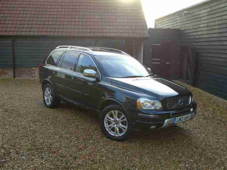 2013 XC90 2.4 D5 SE Lux Geartronic AWD