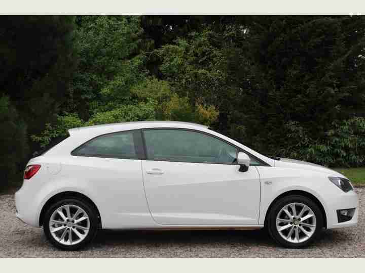 2013 IBIZA FR SPORTSCOUPE 1.2,MOT MARCH