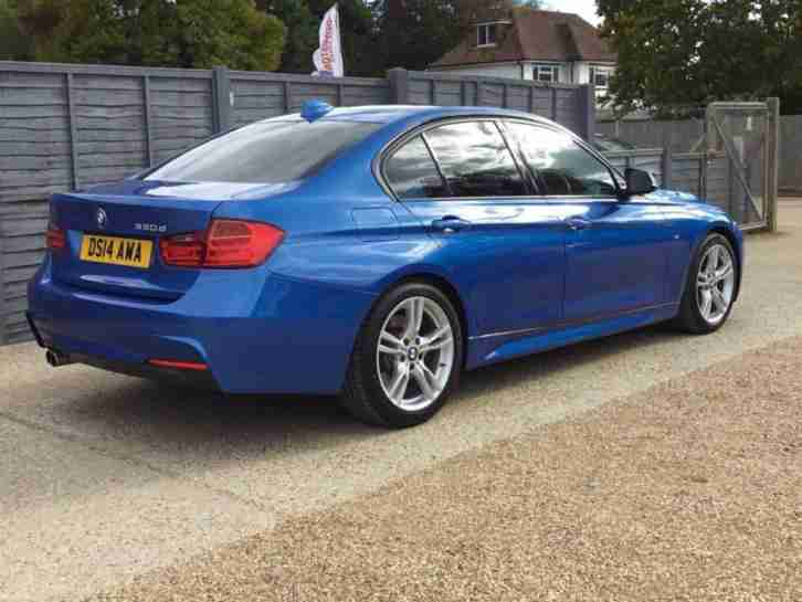 bmw 2014 14 3 series 330d m sport auto diesel car for sale. Black Bedroom Furniture Sets. Home Design Ideas