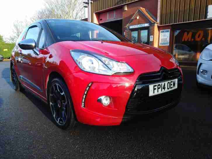 2014 14 DS3 1.6 THP ( 155bhp ) DSport