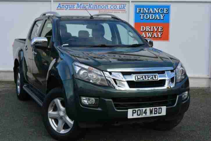 Isuzu 14. Isuzu car from United Kingdom