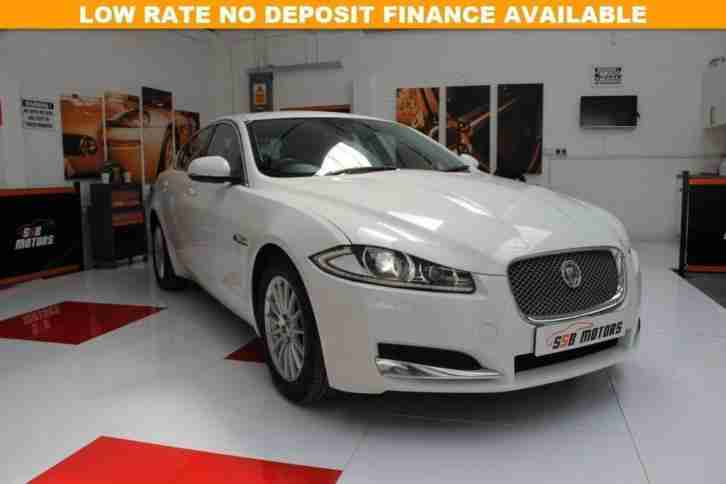 2014 14 XF 20140 2.2 D SE BUSINESS 4D