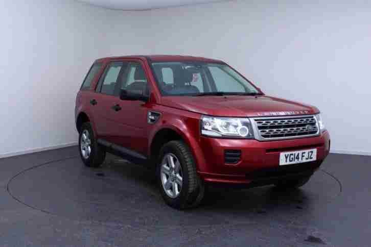 2014 14 LAND ROVER FREELANDER 2.2 TD4 GS 5D