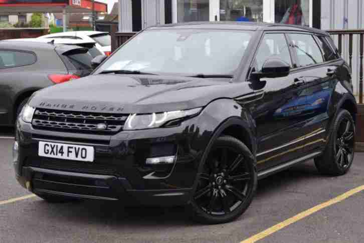 2014 14 LAND ROVER RANGE ROVER EVOQUE 2.2 SD4