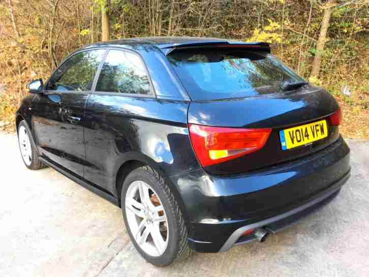 2014 14 REG AUDI A1 S LINE COUPE 1.2 NEW SHAPE DAMAGED REPAIRED SALVAGE