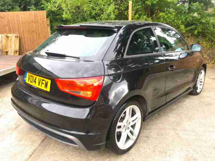 2014 14 REG AUDI A1 S-LINE COUPE 1.2 NEW-SHAPE DAMAGED REPAIRED SALVAGE