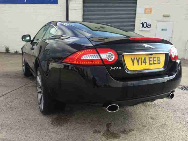 2014 14 REG JAGUAR XK 5.0 V8 AUTO SIGNATURE NEW FACELIFT MODE DAMAGED SALVAGE
