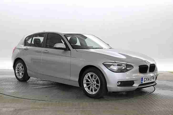 2014 (14 Reg) BMW 116D 1.6 EFFICIENTDYNAMICS Business Glacier Silver 5 STANDARD