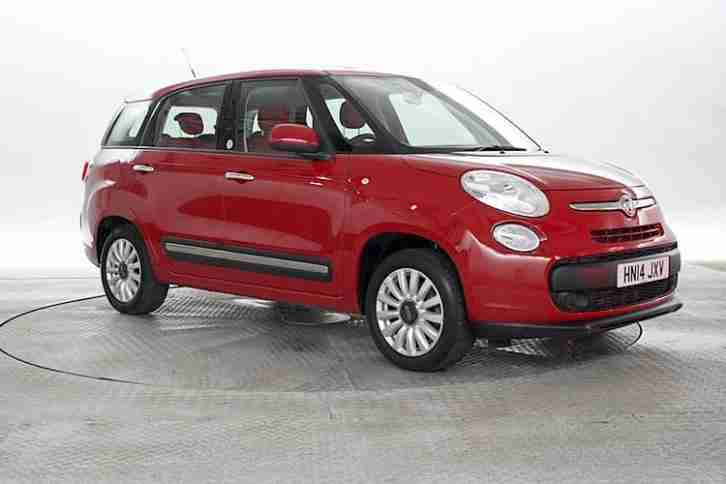 2014 (14 Reg) 500L 1.3 M Jet Pop Star