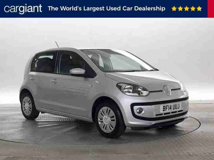2014 (14 Reg) Volkswagen Up 1.0 Move Up ASG