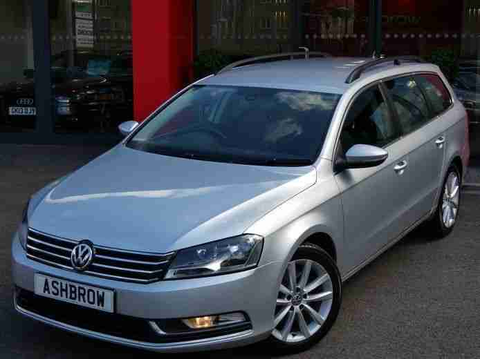2014 14 PASSAT ESTATE 2.0 TDI