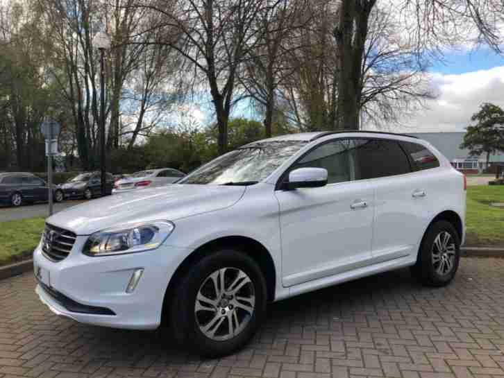 2014 14 VOLVO XC60 2.4 D4 SE AWD 5DR 178 BHP AUTOMATIC DIESEL