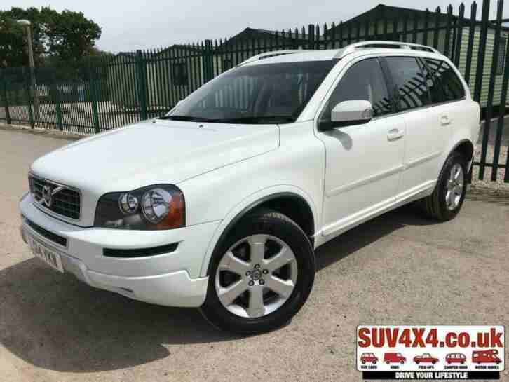 2014 14 VOLVO XC90 2.4 D5 SE NAV AWD 5D AUTO 200 BHP REAR DVDS ONE OWNER FSH DIE