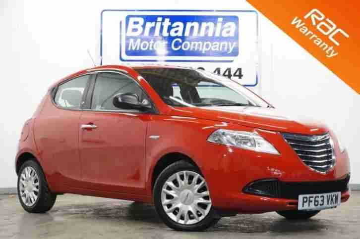 2014 63 CHRYSLER YPSILON 1.2 S 5 DOOR