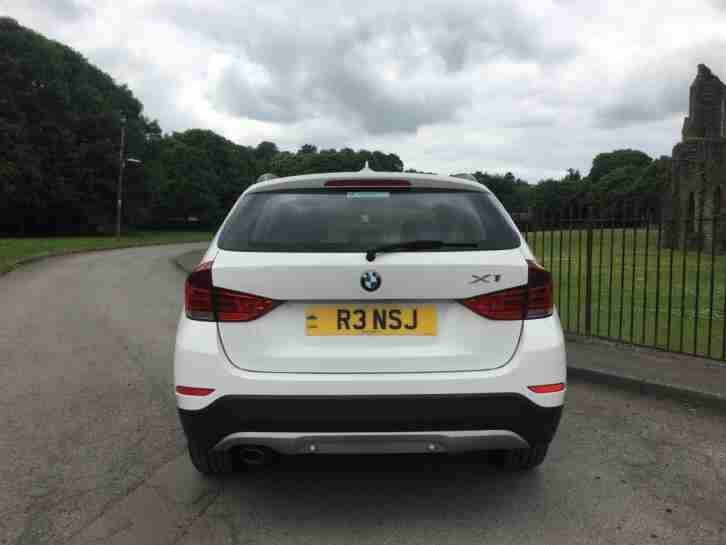2014 64 BMW X1 2.0TD ( 161bhp ) sDrive20d EfficientDynamics Business Edt Leather