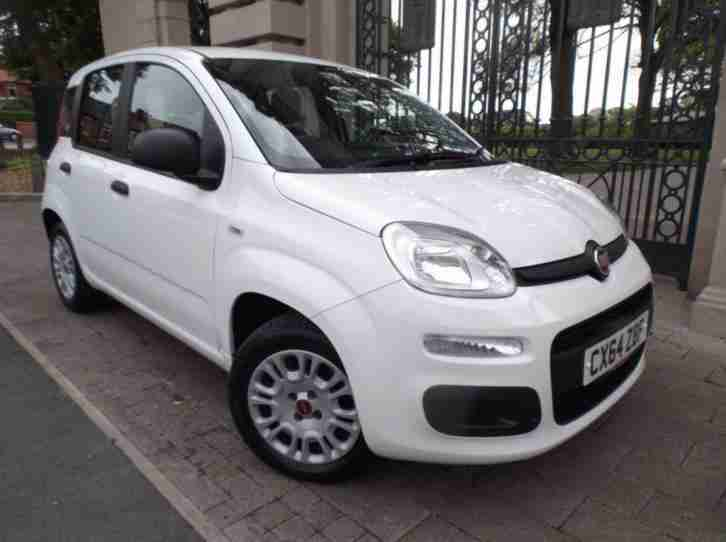 2014 64 FIAT PANDA 1.2 POP 5DR 69 BHP 1OWNER FROM NEW 11000 MILES £ 30 ROAD TAX