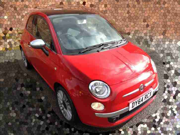 Fiat '64. Fiat car from United Kingdom