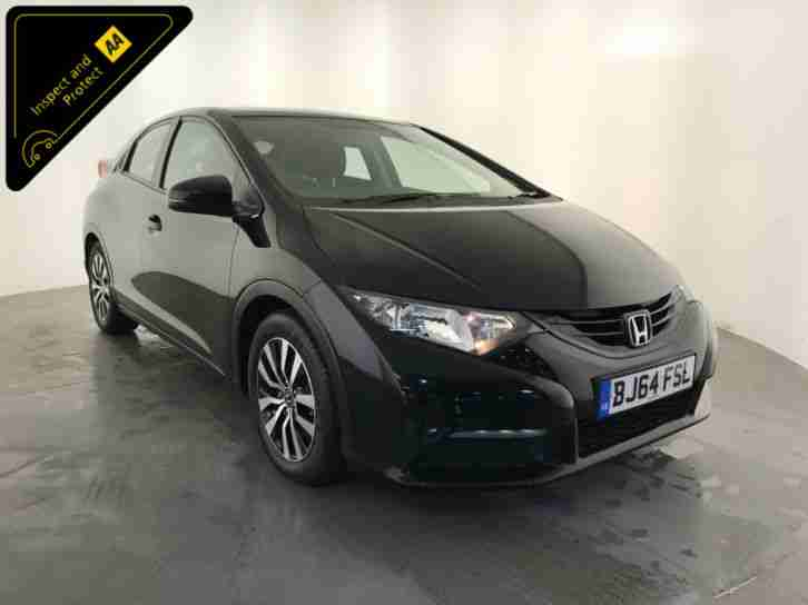 2014 64 HONDA CIVIC I DTEC S DIESEL SERVICE HISTORY FINANCE PX WELCOME