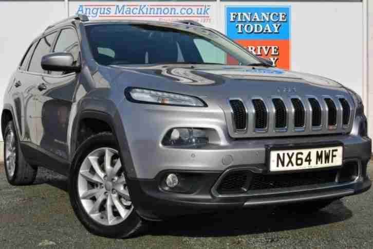 2014 64 CHEROKEE 2.0 M JET LIMITED 5D