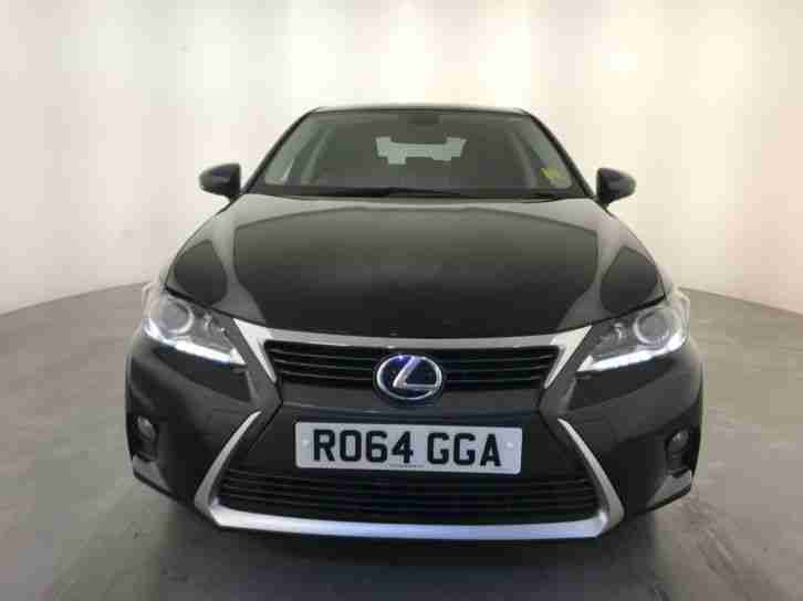 2014 64 LEXUS CT200 SE AUTOMATIC HYBRID 1 OWNER SERVICE HISTORY FINANCE PX
