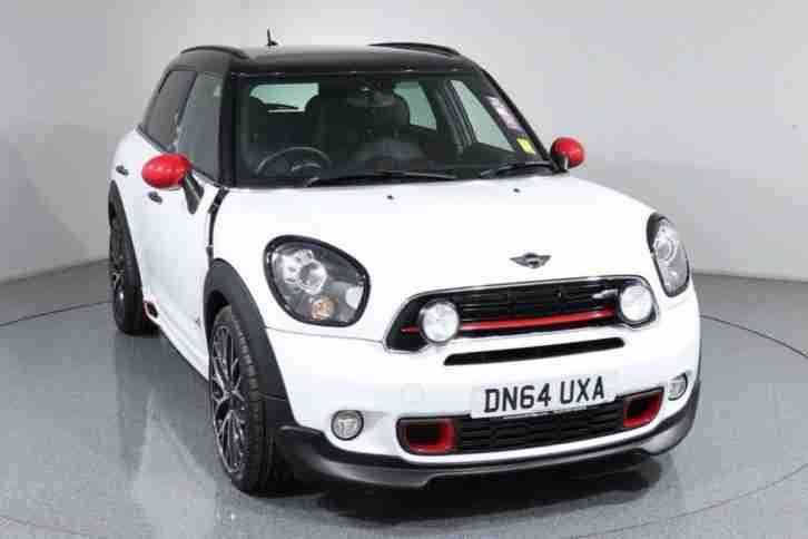 2014 64 COUNTRYMAN 1.6 JOHN COOPER WORKS