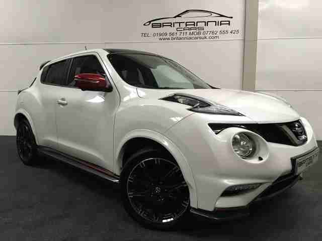 2014 (64) JUKE NISMO RS DIG T 1.6